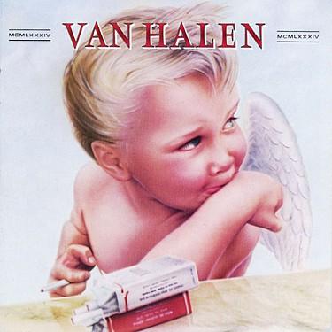 Van Halen   1984 - LP  a481215cf2