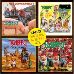Kabát Original Albums Vol. e15b5f6c72
